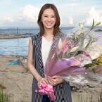 北川景子『家売るオンナ』撮影終了で役にない笑顔「もう少しやりたかった」
