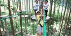 フランス発の森林冒険施設が埼玉に登場。500円引きでプレオープン中