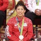 吉田沙保里、涙の銀メダルも「落ち着きました」 特番収録で