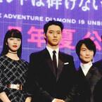 山崎賢人・神木隆之介ら豪華俳優陣、『ジョジョ』実写映画の役作り語る