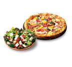 ピザハット、RIZAPとのコラボ「糖質を抑えたピザ」の販売店舗を拡大