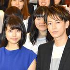 佐藤健、有村架純は「ナマケモノみたい」 - 客席からは「かわいい」の声