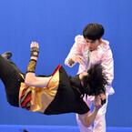 中村蒼、アイドルパロディ姿に反響「ジミーチュウとのギャップ」「ハマる」