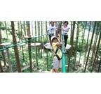 埼玉県に動物と同じ目線で森に親しむ自然共生型アウトドアパーク誕生!