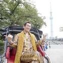 ピコ太郎、『スッキリ!!』で世界デビュー後初のTV生出演 -「PPAP」生披露
