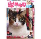 猫が編集長の雑誌「ねこころ」5月号発売 - 仮設住宅に暮らす猫が登場