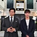 成宮寛貴、『IQ246』で織田裕二と初共演「夢のスターに会ったという感覚」