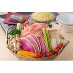 世界の3大キノコ「ポルチーニ」と8種の野菜を使用したクリーム鍋が登場