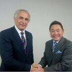 松木安太郎、ハリルホジッチと初対談 - 代表監督のプレッシャーを聞く