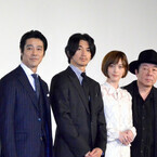 瑛太、久々共演の生田斗真を絶賛! 「顔もかわいいし、良い匂いがする」