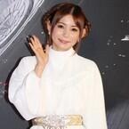 中川翔子、レイア姫コスプレでSWイベント登場! 監督が次回作出演を約束!?