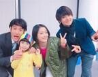 M!LK・佐野勇斗、『砂の塔』高野家4ショット公開!「本当に家族みたい」の声