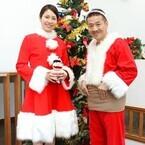 上田晋也&松下奈緒、『天才バカボン2』パパ&ママが幼稚園をサプライズ訪問