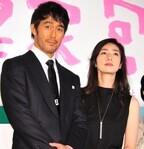 天海祐希、初めての夫婦役となった阿部寛は「大きくて良いな~」