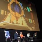 ララァ&エルメス映像秘話、劇場版『機動戦士ガンダム』三部作トークショー