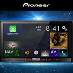 パイオニアのカーエレクトロニクス製品、Apple「CarPlay」に対応