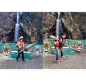 長野県・信州渋温泉「モンハン渋の里」でGWイベント! 釣りやバーベキューも