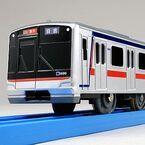 東急電鉄、オリジナルプラレール第3弾は目黒線5080系! 3両セットで5/1発売