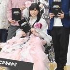 ももクロ佐々木彩夏、アテナ役の声優初挑戦に「オファーがあればまたやりたい」