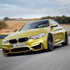 BMW、新型「M4 クーペ」を富士スピードウェイで初公開 - デモ・ランも実施