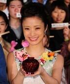 上戸彩、8年ぶりの映画主演に「なかなか踏み出せなかった…」