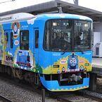 京阪電気鉄道、「10000系きかんしゃトーマス号2013」が京阪本線を臨時運転