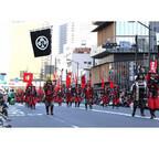 東京都・浅草寺周辺で華やかな歴史絵巻のパレード「東京時代まつり」開催