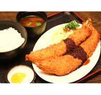 愛知県民が愛する大型エビフライ「ひょうたんや」には、2匹のエビの爆食が!