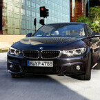 BMW、ミドルクラス4ドアクーペ「ニューBMW 4シリーズ グランクーペ」を発表