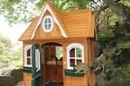 素敵な木の家…と思ったらリスザル用の家!?