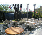 愛知県名古屋市で庭園型ビアガーデンOPEN! 牛・豚・ジンギスカンも食べ放題