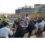 宮城県仙台市にジンギスカンを楽しむビヤガーデン! ヱビスビールも飲み放題