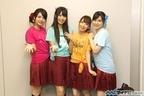 TVアニメ『ゆるゆり♪♪』、七森中☆ごらく部の夏の思い出 - アニメロサマーライブ2013