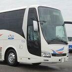千葉中央バス、「京都~東京ディズニーリゾート線」に3列シートの新車導入