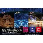 関西の鉄道事業者7社など、京阪神3都市の「光」のイベント共同PRを展開へ