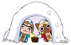 信州渋温泉「モンハン渋の里」、限定オトモや年越しイベントなど冬企画発表