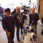 『スター・ウォーズ エピソード7』R2-D2出演決定、正式発表初のキャラクターに