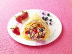 コールドストーンがアイスクリームクレープ6種を発売