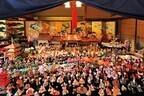 東京都・目黒雅叙園に九州の雛人形が集結、天皇家ゆかりの名品も