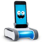 iPhoneと連携し駆動させる知育ロボット「Romo(ロモ)」が7月24日発売