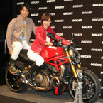 ドゥカティ「モンスター1200」モンハンとのコラボバイクも登場 - 写真70枚