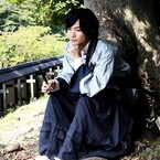 神木隆之介、瀬田宗次郎役で人生初の髪染め - 佐藤健主演『るろうに剣心』