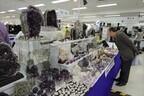 東京都・池袋で、化石や隕石などの展示即売会「東京ミネラルショー」開催