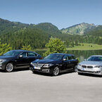 BMW 5シリーズ「ドライビング・アシスト・プラス」全車標準装備したと発表