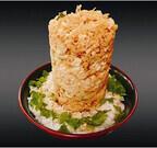 何かを間違っているデカ盛り、静岡県にはタワーのような海鮮かき揚げ丼が!