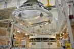 NASA、今年12月の試験飛行に向け次世代宇宙船「オリオン」公開