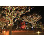 福岡県門司港で、夜景評論家演出の「レトロ浪漫灯彩」。25万球のLEDが輝く!
