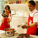 三菱電機がキッチン家電などBtoC向け製品をアピール! 主婦ブロガー招き体験会も実施