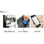 Sansan、名刺管理アプリ「Eight」の名刺スキャン代行サービス開始