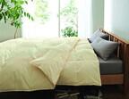 セシール、ハイテク素材使用の布団「洗える羽毛入り布団」2タイプを新発売